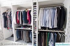 Great closet idea.....