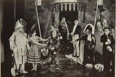"""The 1925 silent version of """"The Wizard of Oz"""" was not the first film adaptation of the novel, but it was the first feature-length treatment on the material.  Audiences and critics of the time were not kind to the film, and rightfully so.  Although the film has a great look and pace, it bears scant resemblance to the  beloved book.  It is mainly noteworthy for an early screen appearance by Stan Laurel as the Tin Man."""