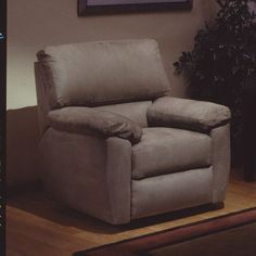 Omnia Leather Vercelli Lift Chair with Recline Upholstery: Navajo - Charcoal