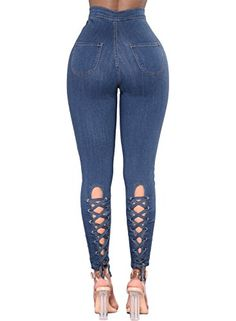 New Jeans Outfit Casual denim joggers white joggers Superenge Jeans, Mode Jeans, Sexy Jeans, Outfit Jeans, White Joggers, Denim Joggers, Best Jeans For Women, Low Rise Skinny Jeans, Skinny Waist