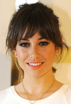 Beauty detail: Blanca Suárez, en Barcelona - C