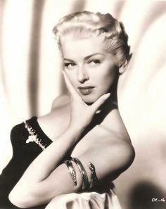 Beautiful Dani Crayne,1957