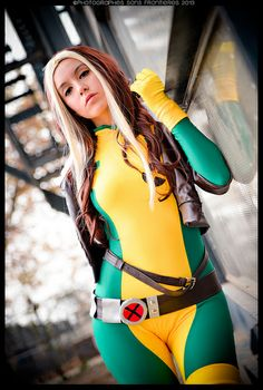 X men comic book costumes