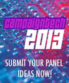 Have an interesting idea for #CampaignTech? Submit it at https://www.surveymonkey.com/s/7G8P78W