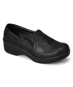 With a comfy footbed that feels like a cloud and a durable sole that keeps toes from colliding with corners, these versatile loafers pair perfectly with any ensemble. Black Loafers, Clogs, Products, Fashion, Clog Sandals, Moda, Fashion Styles, Fashion Illustrations, Gadget