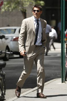 They Are Wearing: Wall Street Heat - Slideshow