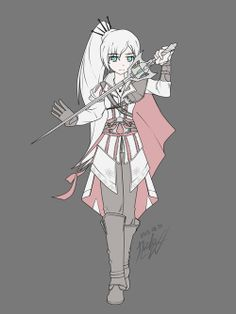 Weiss in assassin's Creed