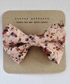 floral  #bowtie