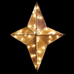 outdoor christmas star light   Nativity Christmas Lighted Outdoor Decorations Scenes Are