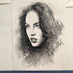WANT A SHOUTOUT ? CLICK LINK IN MY PROFILE !!! Tag #DRKYSELA Repost from @angeluisiglesias Megan Fox #meganfox #art #artwork #arte #artista #artist #artistico #artsy #artistic #artcollective #artstagram #artgallery #contemporaryart #draw #drawing #drawingoftheday #sketchy #pen #lapiz #paper #papel #dibujo #sketchaday #graphite #sketching #boceto #artecontemporaneo #sketch #markers via http://instagram.com/zbynekkysela