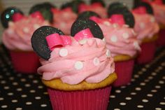 Now lets look at all the delicious food that we made for the party. And of course everything had to be named especially for Mickey Mouse Cl...