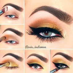 Makeup with Image with Evening Makeup Step by Step with Step-by ...
