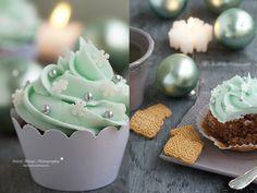 Spekulatius-Cupcakes