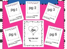 Valentine's Day: A gift for parents by projectsandpolkadots $2.00