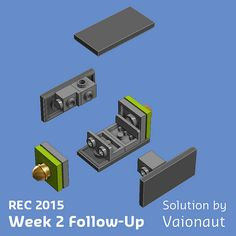 REC - Week 2 Follow-Up | Vaionaut | Flickr