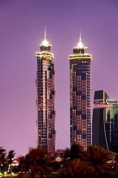 JW Marriott Marquis Dubai Tower