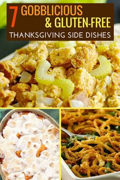 While turkey always seems to grab the spotlight, I think the sides are really the stars of the Thanksgiving table!