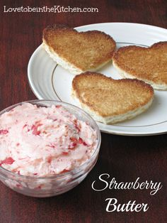 Strawberry Butter is so good! I have never had it before now. I was trying to come up with a recipe idea with my strawberries and thought of strawberry butter. Best idea ever! Now I am officially in love with strawberry butter and I know you will be too if you give it a try!...Read More »