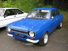 JUNE 1972 FORD ESCORT 1100 BASE MK1 2000cc NAL521K by Johns Car pictures and scans pages., via Flickr