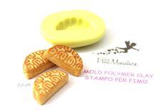 Stampi in silicone-Stampi per il fimo-Stampo Biscotto-Stampo Gioielli-Stampi Silicone-Stampini in Silicone-Stampi Fimo-Fimo ST430