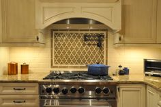 Hand Hammered Copper Tile Backsplash Not The