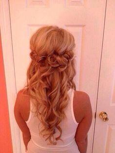 Tremendous Updo Prom Hair And Hair On Pinterest Short Hairstyles For Black Women Fulllsitofus