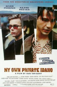Movie Posters: My Own Private Idaho