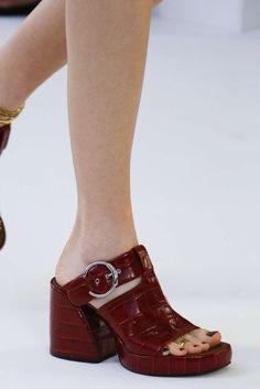3c7aee6bcbf Chloe Primavera Estate Womenswear - Fashion Week