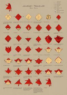 OrigamiJourneyTraveler.jpg (1134×1600)