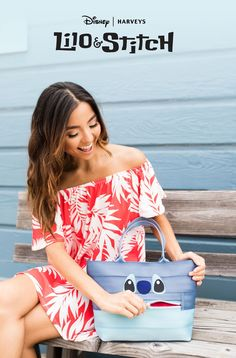 The Harveys x Disney Lilo and Stitch Collection Will Be Online June 26th