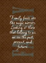 Family bonding activities can extend beyond family reunion activities. Become the heritage maker in YOUR family. Use photos to make your own board games and strengthen family core values. Great Quotes, Quotes To Live By, Inspirational Quotes, Meaningful Quotes, Family Bonding, Family Reunions, Genealogy Quotes, Bonding Activities, Looks Cool