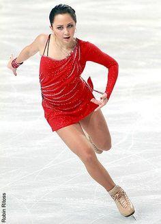 Elizaveta Tuktamysheva(Russia)  : Bompard Trophy 2012