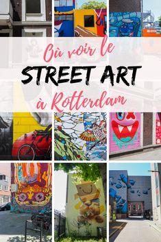 J'ai suivi ce trajet pour découvrir le Street Art dans la ville de Rotterdam et j'ai vu des oeuvres incroyables par des artistes locaux. À découvrir absolument!