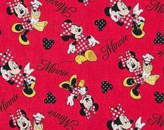 Tecido Importado Minnie