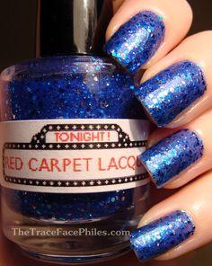 Red Carpet Lacquer Toula