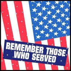 Happy Memorial Day! #SupportOurTroops