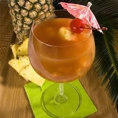 """The Perfect Mai Tai 