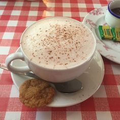 Bunratty Folk Park Tea Room, Clare  Not worth it at all, the biscuits and scones were amazing, the hot chocolate was like warm water