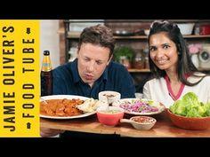 Butter Chicken Recipe | Jamie & Maunika - YouTube
