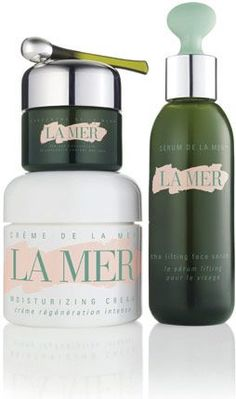 La Mer...obsessed, just very expensive! but honestly the best skin care products out there!