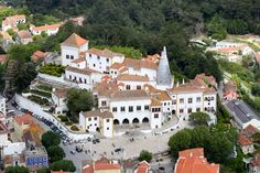 The National Palace in Sintra