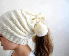 Your place to buy and sell all things handmade Crochet Art, Hand Crochet, Crochet Patterns, Crochet Baby Hats, Knitted Hats, Knitting Stitches, Hand Knitting, Knit Fashion, Wool Yarn