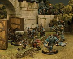 Trollblood March | Privateer Press