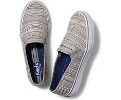 Keds Double Decker Stripe