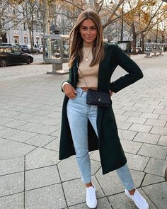 November 24 2019 at fashion-inspo Winter Fashion Outfits, Fall Winter Outfits, Look Fashion, Autumn Winter Fashion, Spring Outfits, Prom Outfits, Fashion Styles, Fashion Women, Fashion Ideas