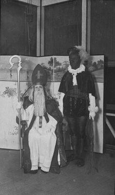 Sint en piet ca. 1917