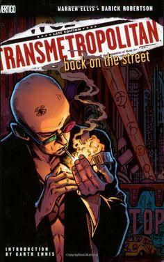 Transmetropolitan, Vol. 1: Back on the Street by Warren Ellis