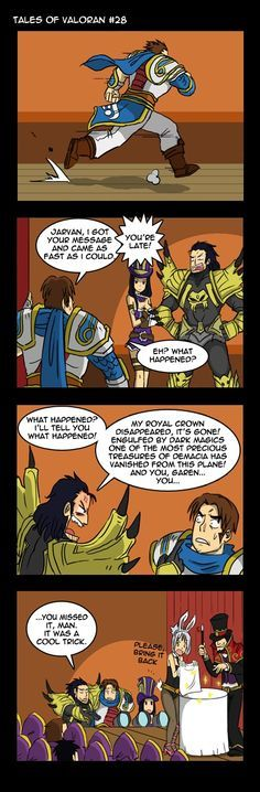 Tales of Valoran #28