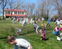 I miss the Easter Egg hunts!! - 10 Best Easter Egg Hunts for All Ages