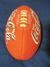 Coca Cola AFL Football in plastic - Collectable